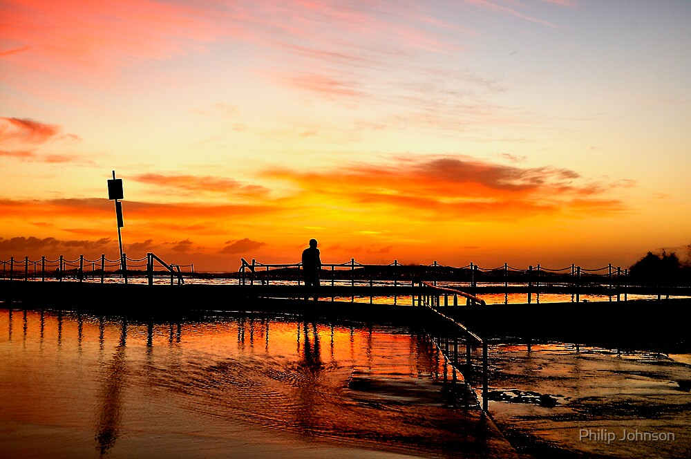 The Bather - Mona Vale Beach, Sydney, NSW by Philip Johnson