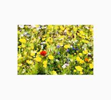 Poppy in wildflowers Unisex T-Shirt