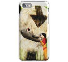 Jinora with Bison iPhone Case/Skin