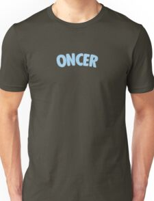 Once Upon a Time - Oncer 2015 - Light Blue Unisex T-Shirt