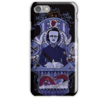 The Haunted Poet iPhone Case/Skin