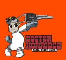 Dr. Horrible vs. The World Kids Clothes