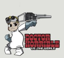Dr. Horrible vs. The World by pimator24