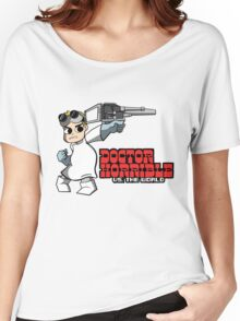 Dr. Horrible vs. The World Women's Relaxed Fit T-Shirt