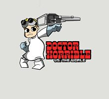Dr. Horrible vs. The World Unisex T-Shirt