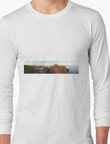 Dunnotter Castle  Long Sleeve T-Shirt