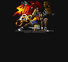 Shaq Fu (Genesis) Title Screen Unisex T-Shirt