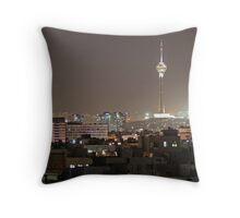 Tehran Throw Pillow