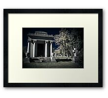 In Memoriam Framed Print
