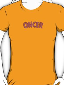 Once Upon a Time - Oncer 2015 - Red T-Shirt
