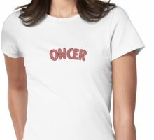 Once Upon a Time - Oncer 2015 - Red Womens Fitted T-Shirt