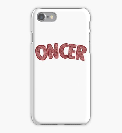 Once Upon a Time - Oncer 2015 - Red iPhone Case/Skin