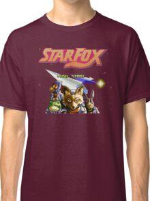 Star Fox (SNES) Title Screen Classic T-Shirt