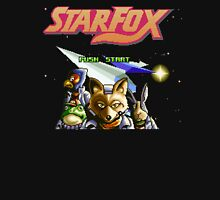 Star Fox (SNES) Title Screen Unisex T-Shirt
