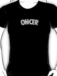 Once Upon a Time - Oncer 2015 - White T-Shirt