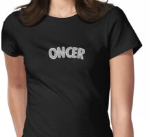 Once Upon a Time - Oncer 2015 - White Womens Fitted T-Shirt
