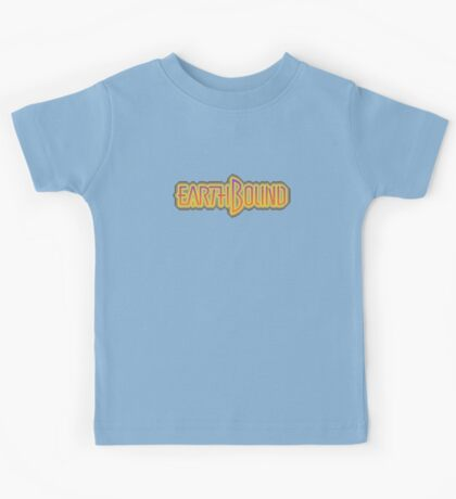 Earthbound (Snes) Title Screen Kids Tee