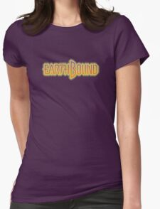 Earthbound (Snes) Title Screen Womens Fitted T-Shirt