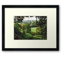 'After Turner' Framed Print