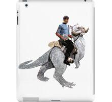 Spock rides the Tantan iPad Case/Skin