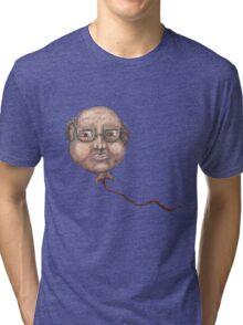 Floating Frank Tri-blend T-Shirt