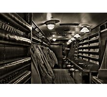 Mail Coach Collaborated  Photographic Print