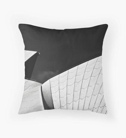 Sails Throw Pillow