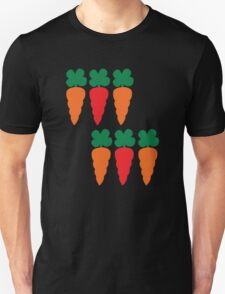 six Carrots cute! Unisex T-Shirt