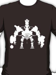 Killbot 02 - Porcelain King T-Shirt