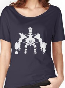 Killbot 02 - Porcelain King Women's Relaxed Fit T-Shirt
