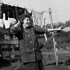 Washday glamour. by david malcolmson