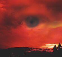 Eye Of The Storm II by Gregory Ewanowich
