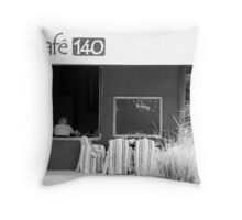 tea for one... Throw Pillow