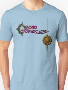Chrono Trigger (Snes) Title Screen Unisex T-Shirt