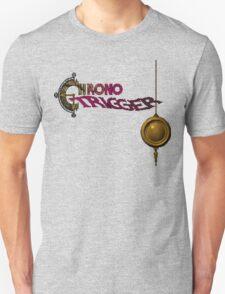 Chrono Trigger (Snes) Title Screen Unisex T-Shirt