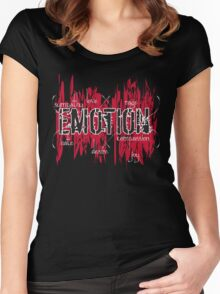 Emotion Women's Fitted Scoop T-Shirt