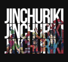 Naruto - Jinchuriki T-Shirt