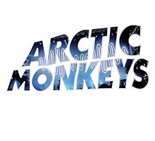 Arctic Monkey Glow by Samantha Chung