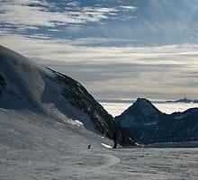 Glacier by Steve plowman