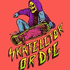 Skateletor or Die by Madkobra
