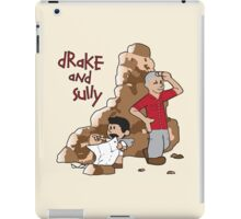 Drake and Sully iPad Case/Skin