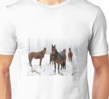 The watchful herd Unisex T-Shirt