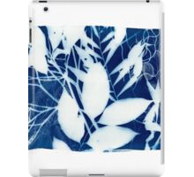 Forest Blueprint 4 iPad Case/Skin