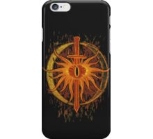 Sauron's Inquisition iPhone Case/Skin
