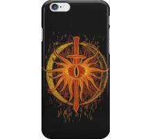 Sauron's Inquisition iPhone Case/Skin
