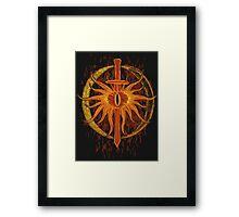 Sauron's Inquisition Framed Print