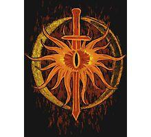 Sauron's Inquisition Photographic Print
