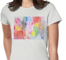 Puzzle - 1 Womens Fitted T-Shirt