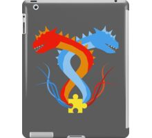 The Brothers Chilly & Chilli iPad Case/Skin