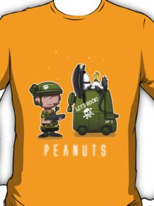Charlie Brown Marine T-Shirt